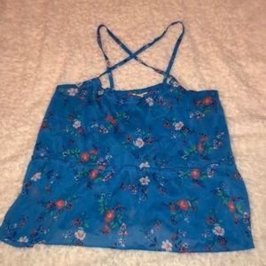 Hollister Strappy Top